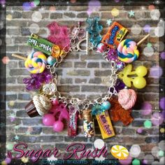 Sugar Rush~ By Sweet Treats Jewelry~