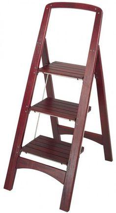 Convertible de m ltiples funciones de cuatro pasos de for Silla escalera plegable planos