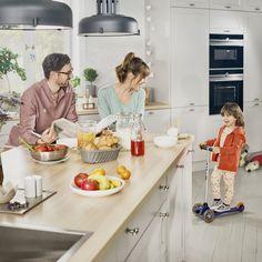 Black Red White - Senso Kitchens - Kuchnia 43rd Luvak Avenue  #brw #blackredwhite #kitchen #kitcheninspiration #kitchendesign #inspiration #home #homedecor #cooking #trend #family #familytime