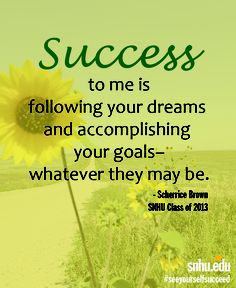 #success #dream #quote #seeyourselfsucceed