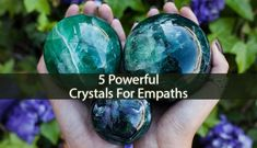 Empaths are highly spiritually sensible people. They feel the exchange of energy and vibrations between them and others in a more intense way than the others. Therefore, empaths need not only protection, but also healing energy. These Crystals For Empaths will become your best allies.