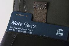 Neben Stiften, Notizbüchern, Vinyl und Mixtapes bin ich auch ein Freund und Sammler von Geldbörsen, vor allem die simplen, einfachen und schmalen Portemonnaies haben es mir angetan. Und ja, ich hab…