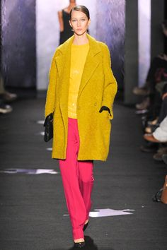 Diane Von Furstenburg, color block