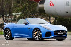 Jaguar F-TYPE SVR 2017 Review - motoring.com.au