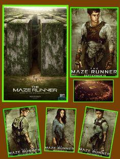 """Tarde de cine con una gran historia """"The Maze Runner: Correr o Morir"""" al filo del asiento!!!  16/09/14"""