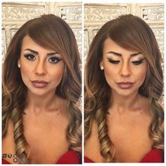Hair & make-up by Ego Studio #apreciemfrumuseteaimpartasim zambete