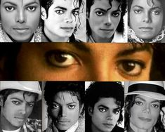MJ's magnificent eyes