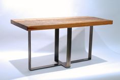 Metal Coffee Table | Jessica Lynne Swida | Archinect