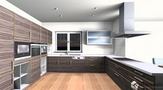 Get The Best Looks For Kitchen With Interior Kitchen Designers  - http://www.decoradvices.com/get-the-best-looks-for-kitchen-with-interior-kitchen-designers/