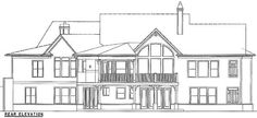 Stunning Mountain Ranch Home Plan - 15793GE | Craftsman, Mountain, Northwest, Ranch, Vacation, Luxury, Photo Gallery, Premium Collection, 1st Floor Master Suite, Butler Walk-in Pantry, CAD Available, Den-Office-Library-Study, Jack & Jill Bath, Media-Game-Home Theater, PDF, Split Bedrooms, Corner Lot, Sloping Lot | Architectural Designs