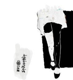 Avorio seducente 2010 (56x62 cm)
