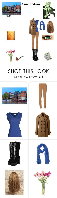"""""""netherlands gf"""" by melissa-van-delft on Polyvore featuring mode, AG Adriano Goldschmied, Velvet by Graham & Spencer, Lands' End, J.Crew, NDI en American Coin Treasures"""