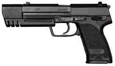 Heckler & Koch USP Match - .45 ACP This is the screen-used firearm carried by Nikolaj Coster-Waldau in the film Oblivion. Thanks to James Georgopoulos.