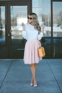Charming feminine style