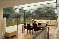 glass extension - Google Search