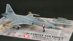 Maßstab: 1:72   Einzelteile: 51   Länge: 200mm   Spannweite: 112mm Tiger Ii, Us Navy, Air Force, Scale Models, Austria, Fighter Jets, Aircraft, World, Locomotive