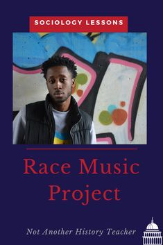 Enhance your Sociology class with this race music project! This is a highly engaging project for any sociology course. Students select a music video and song from the internet that has to do with race and our society. They analyze the message of the song and make connections to sociology. The next day they present their songs and analyze it as a sociologist would. A rubric is included to make grading easier. This is one of my student's favorite lessons!