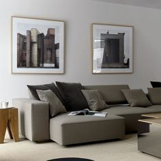 Andy Sofas + Sectionals - Context Gallery