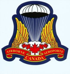 Cap badge of The Canadian Airborne Regiment. The Canadian Airborne Regiment, was a Canadian Forces formation created on April 8, 1968. It was not an administrative regiment in the commonly accepted British Commonwealth sense, but rather a tactical formation manned from other regiments and branches. It was disbanded in 1995 after the Somalia Affair.