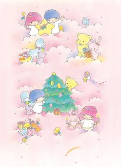Sanrio Little Twin Stars ♡