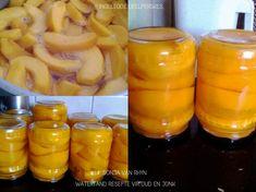 INLE VRUGTE Preserves, Pickles, Cucumber, Canning, Fruit, Crochet, Food, Preserve, Essen