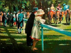Sherree Valentine Daines - Before the race