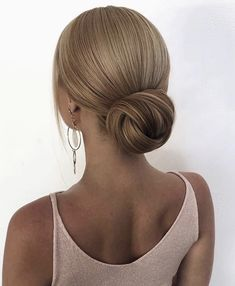 """Find and save images from the """"hair styles 💇🏽"""" collection by ocean baby (martidelo) on We Heart It, your everyday app to get lost in what you love. Wedding Hair And Makeup, Bridal Hair, Hair Makeup, Wedding Nails, Bride Hairstyles, Pretty Hairstyles, Chic Hairstyles, Wedding Hair Inspiration, Brown Blonde Hair"""