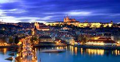 O que fazer a noite em Praga | República Checa #Praga #República_Checa #europa #viagem