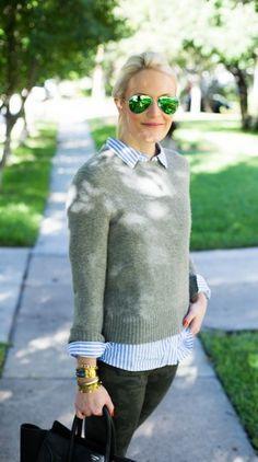 Fall street style: How to wear camo pants