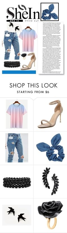 """""""Bez naslova #17"""" by minkica-001 ❤ liked on Polyvore featuring ASOS, Dorothy Perkins, Bling Jewelry, Cristabelle and Nach Bijoux"""