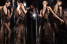 Karlie Kloss by Steven Sebring for Donna Karan Fall Winter 2014-2015