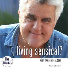 Jay Leno - #livesensical