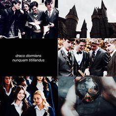 Hogwarts } School of Witchcraft & Wizardry 2/2