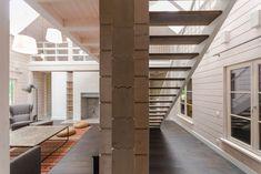 Ranch / AKETURI ARCHITEKTAI – nowoczesna STODOŁA   wnętrza & DESIGN   projekty DOMÓW   dom STODOŁA