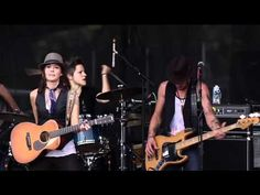 Brandi Carlile - Raise Hell live at Austin City Limits Music Festival, September 16th, 2011
