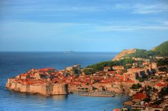 "Dubrovnik, ""the Pearl of the Adriatic."" Smithsonian Journey's tour of Croatia's Adriatic Coast with Professor Carol as Study Leader."