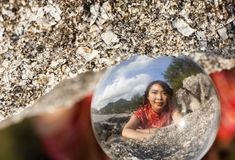 If you haven't tried your hand at making crystal ball portraits before, now is your chance! Here are some valuable tips to get you started. Improve Photography, Photoshop Photography, Photography Photos, Family Photography, How To Make Crystals, Simple Portrait, Digital Photography School, Photo Tips, Photo Ideas