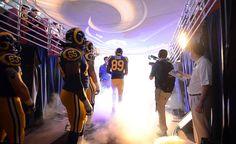 Rams vs Titans