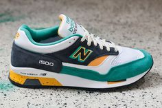 NEW BALANCE 1500 MADE IN ENGLAND (2015 PREVIEW) | Sneaker Freaker