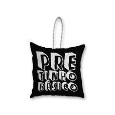 AT409 - Chaveiro Pretinho Preto