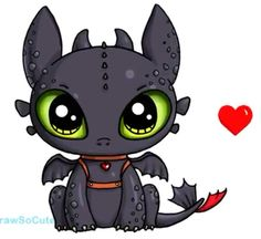 Toothless AAWWW