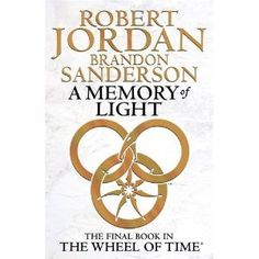 A Memory Of Light: Wheel of Time Book 14. The 13th was amazing!