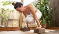 Crow Pose Yoga Flow: Build Strength + Discover Your Potential - Pin now, learn crow pose now!