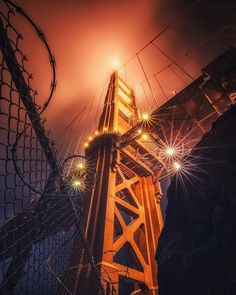 Golden Gate Bridge by Mario Maynor