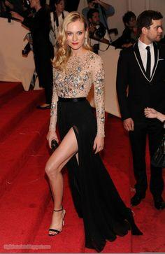 Stylish Starlets: Style Crush, Diane Kruger