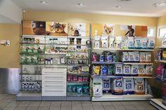Vétérinaire | showroom JCDA présentoirs et signalétique