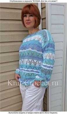magic-art.info Lace Knitting Stitches, Knitting Paterns, Knitting Projects, Crochet Clothes, Free Pattern, Knit Crochet, Women, Magic Art, Fashion