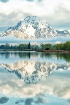 Grand Teton National Park. Wyoming.