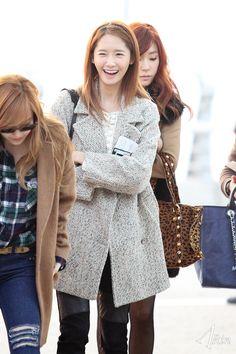 Yoona's hair