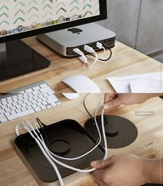 OneEighty - Mac Mini stand
